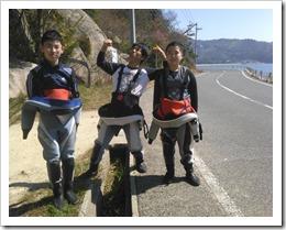 【講習】今年も<広島から世界の海へ!!>