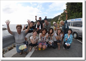 【講習etc】トップシーズンの海へ!