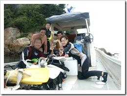 ダイビングの夏!!